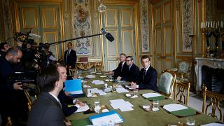 Macron to address nation after another weekend of violent protests