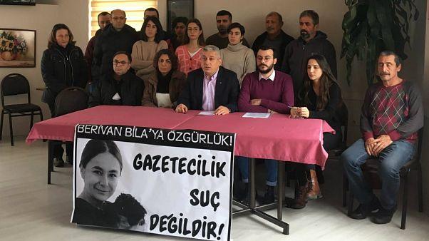 """Erdoğan'a hakaretten tutuklanan Berivan Bila davası: """"Tutukluluk cezalandırma amaçlı"""""""