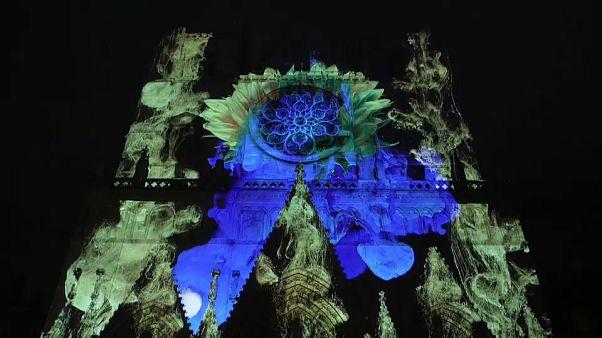 Un po' d'Italia alla festa delle luci a Lione