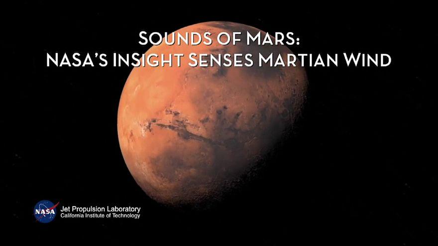 Wie mit Elefantenohren: So klingt der Mars