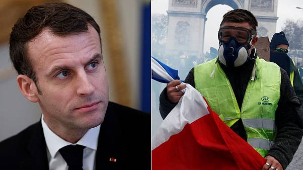 'Gilets jaunes': Five takeaways from Macron's address