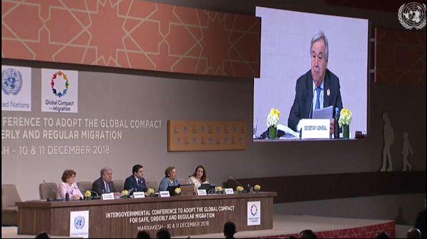 Marrakech, Patto Globale sulle migrazioni formalmente approvato