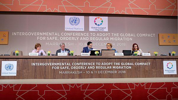 Πλατφόρμα συνεργασίας για τη μετανάστευση το Παγκόσμιο Σύμφωνο