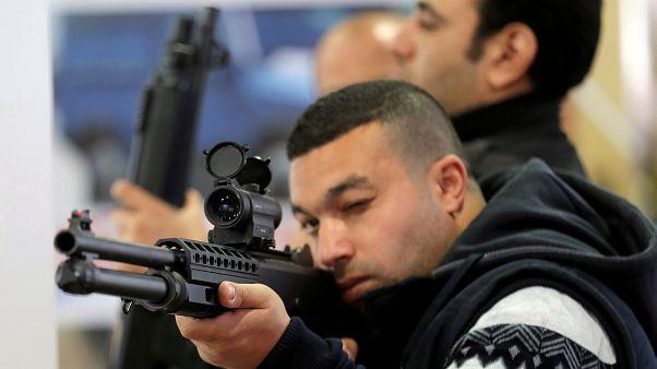 Oroszország lett idén a világ második legnagyobb fegyvergyártója