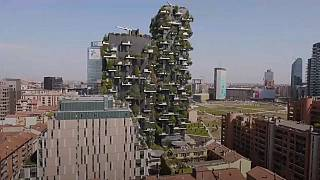 Milan building towards a brighter, greener future