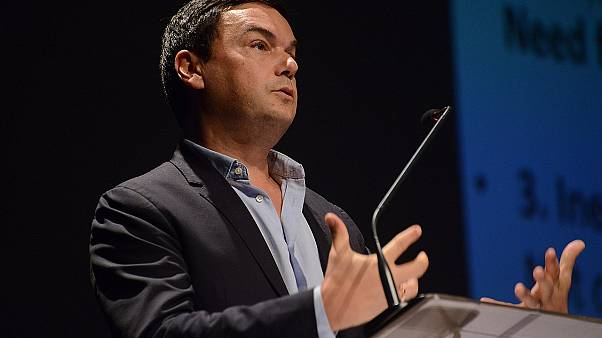 French economist and Nobel Prize winner Thomas Piketty