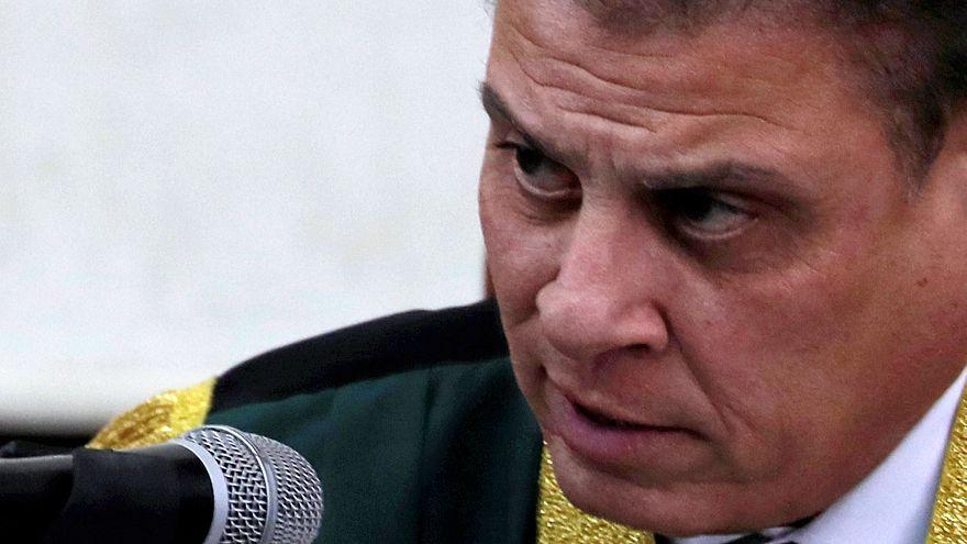 القاضي المصري محمد فهمي (أرشيف)
