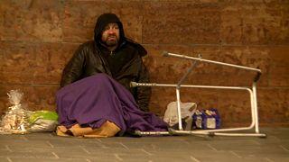 Petíciót küldenek a hajléktalanok a kormánynak