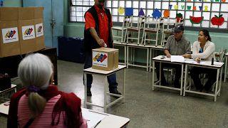 La abstención, protagonista de la victoria de la coalición de Maduro