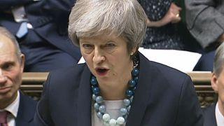 Theresa May aplaza el voto del Acuerdo del Brexit en el Parlamento británico por falta de apoyos