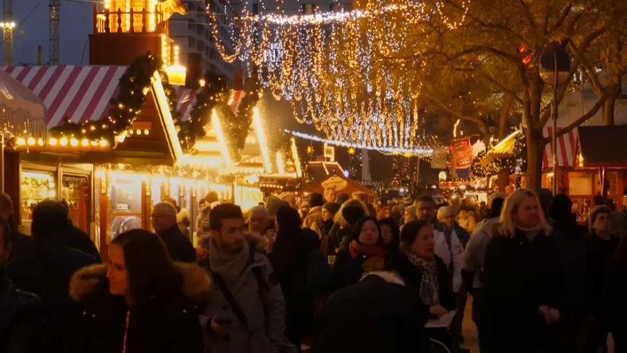 Christmas markets drive Berlin's tourist boom