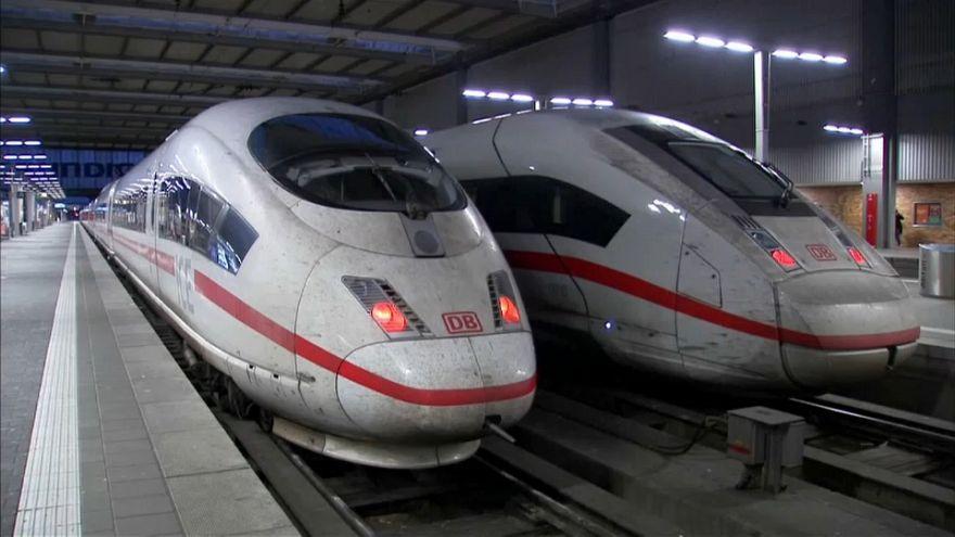 EVG und Bahn wollen wieder verhandeln
