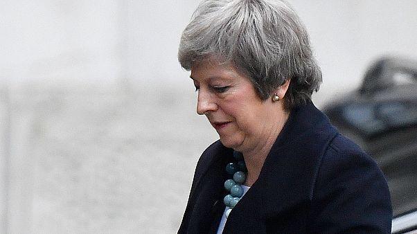 تيريزا ماي تلغي تصويت البرلمان البريطاني حول البريكست