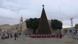 Sono a buon punto i restauri nella Basilica di Betlemme