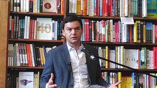 """Piketty lança manifesto """"para uma Europa mais justa"""""""