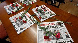 """""""Gazetecileri bekleyen yeni tehlike: Kesinleşen mahkumiyetler"""""""