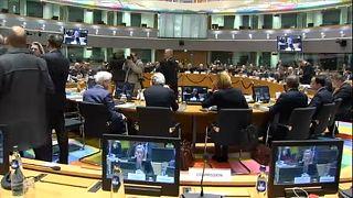 Chefes da diplomacia da UE sem acordo para sancionar Rússia