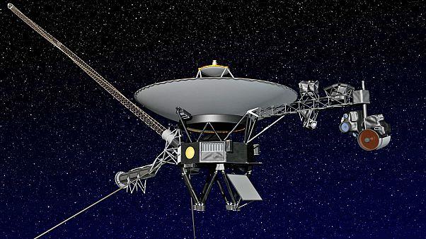 NASA'nın Voyager 2 insansız uzay aracı