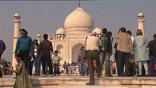 La entrada del Taj Majal para los locales se multiplica por cinco