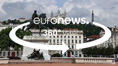 Take a 360-degree virtual tour of France's food capital