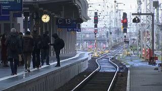 Kedden tovább egyezetet a német vasút a szakszervezetekkel