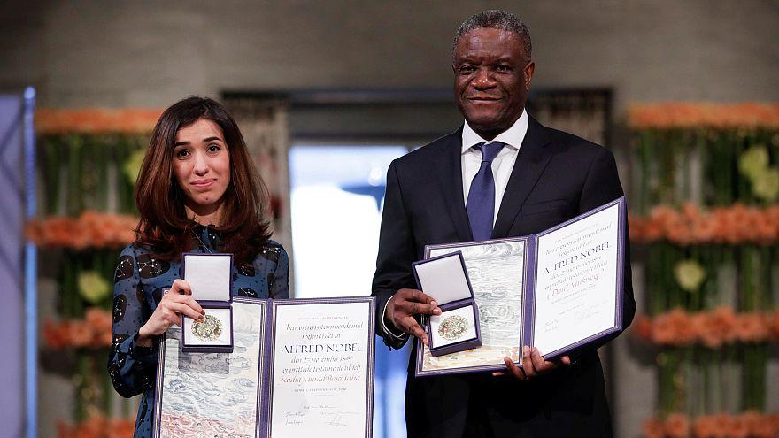 Nobel Barış Ödülleri sahiplerini buldu