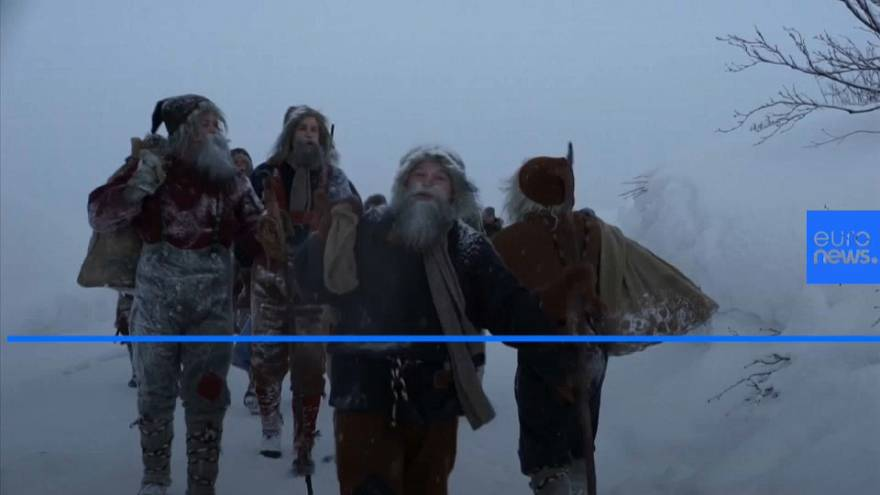 The 13 trolls keeping Santa out of a job in Iceland