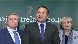 El primer ministro irlandés advierte que el acuerdo del Brexit no se puede renegociar