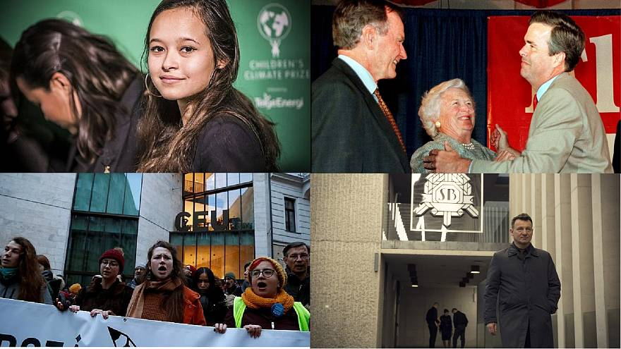 The week that was: history in the making and under the microscope | View