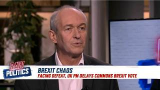 Raw Politics: What is May's tactic behind delaying the Brexit vote?