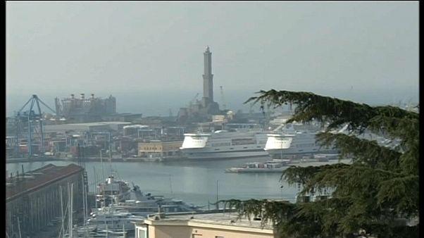 Genova: territorio e fuga del mito fra poesia e musica