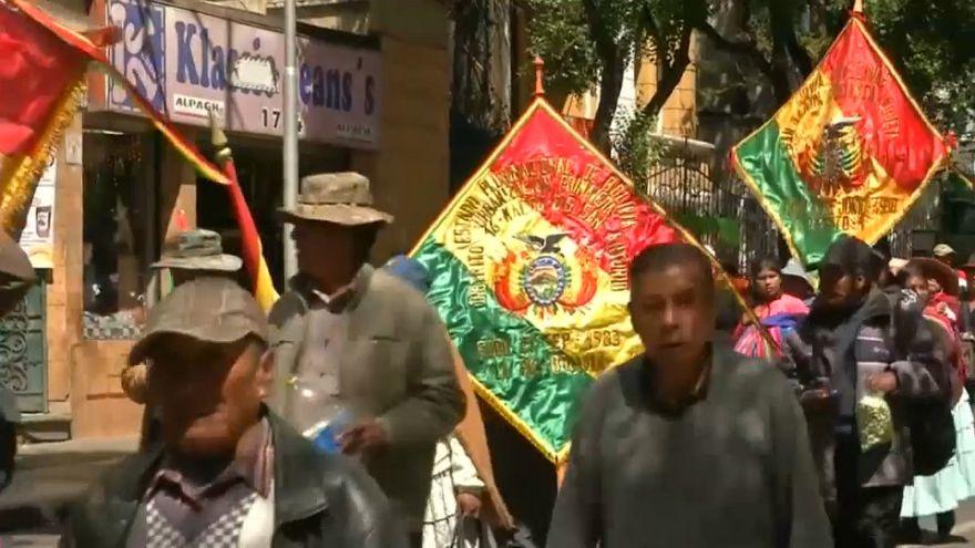 La candidatura presidencial de Evo Morales divide a Bolivia