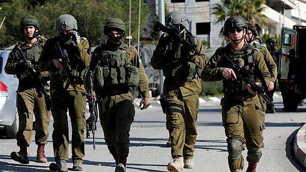 İsrail ordusundan Filistin haber ajansı WAFA'ya baskın