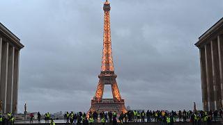 Macron'un 'Sarı Yelekliler' kararlarının faturası belli oldu: 8 ila 10 milyar euro