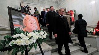 Russie : l'adieu à Lioudmila Alexeeva