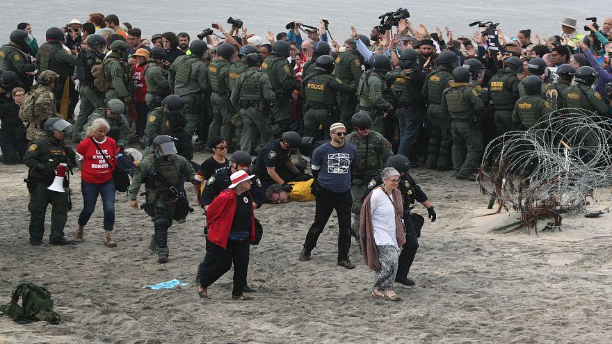 أمريكا تعتقل 170 مهاجرا تقدموا بطلبات لاستعادة أطفالهم المحتجزين