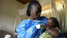 UNICEF: egyre több az ebolás gyerek Kongóban
