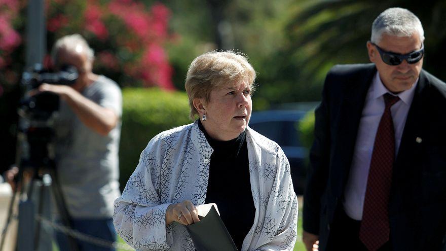 Το Σαββατοκύριακο στην Κύπρο η Τζέιν Χολ Λουτ