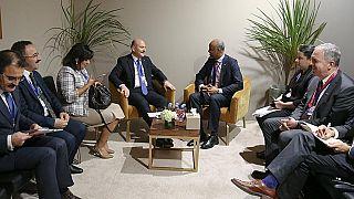 İçişleri Bakanı Soylu Yunan yetkililerle Meriç Nehri ve Akdeniz'deki göç dalgasını konuştu