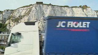 Danke, Brexit - Dover macht sich auf LKW-Invasion gefasst