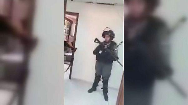 Razziázott az izraeli katonaság a Palesztin Hírügynökségnél