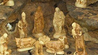 Bethlehem: Weihnachtsgäste aus aller Welt