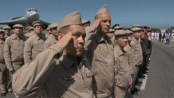 فيديو.. روسيا ترفض الانتقاد الأمريكي لإرسالها طائرتين عسكريتين إلى فنزويلا