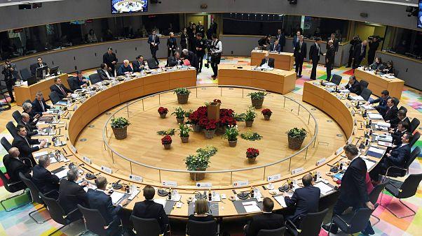 بدء انعقاد قمة الزعماء الأوروبيين في العاصمة بروكسل