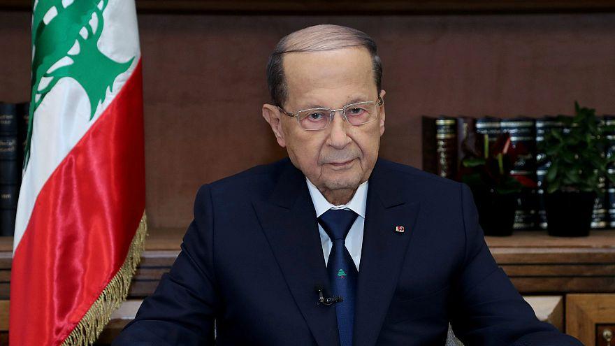 الرئيس اللبناني ميشيل عون: لبنان لا يستطيع تحمل أخطار عدم تشكيل حكومة