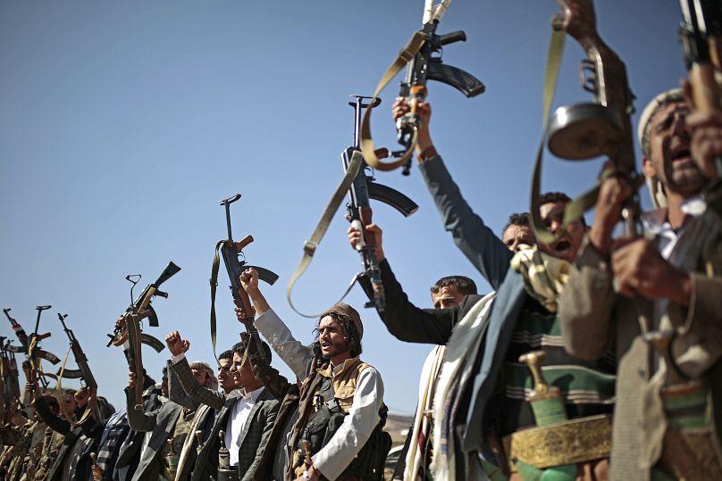 Hani Mohammed / AP