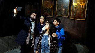 Τα Χριστούγεννα αναγεννούν την οικονομία της Βηθλεέμ