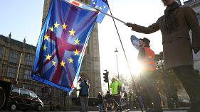Parliamentarians hold emergency Brexit debate