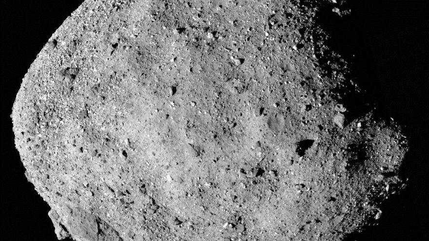 NASA, Bennu göktaşında su kalıntıları bulunduğunu açıkladı
