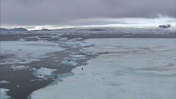 Már az eddig stabilnak hitt antarktiszi gleccserek is olvadnak